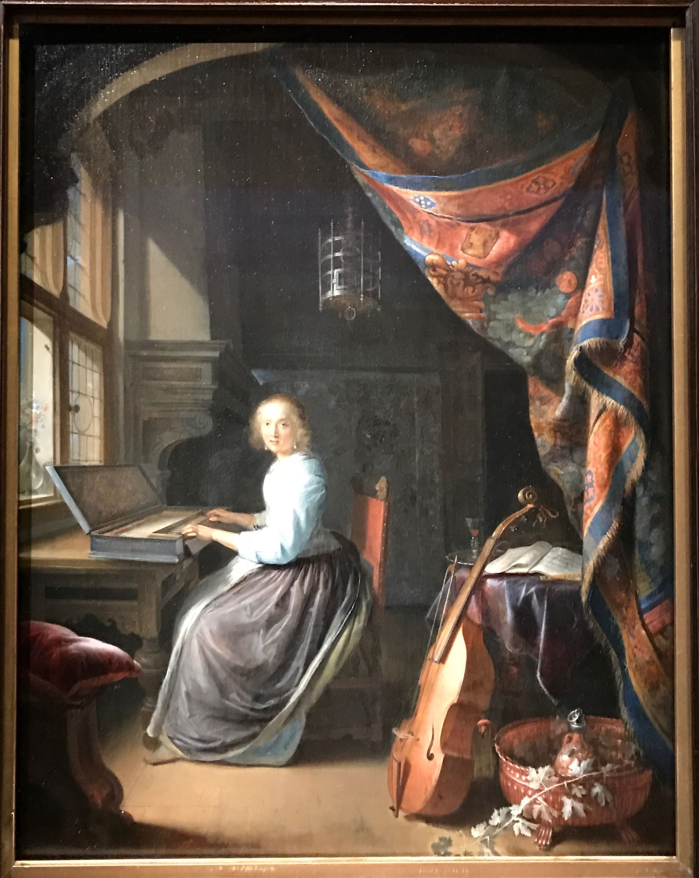 Recognizing a Dutch Painting