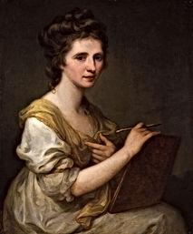 Female Artist Swiss Art Historical London