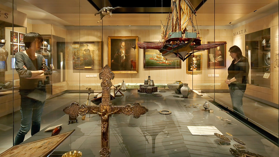 Private Tour: Museum of the Order of St John