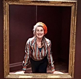 Tina Baxter for Art Historical London