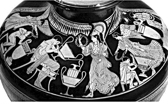 Female Artist Ancient Greece Art Historical London