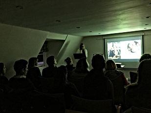 lecture talk chiswick.JPG