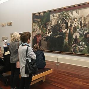 Black Presences Tate Britain, Guided Tour
