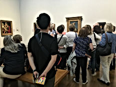 Art History visits London