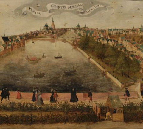 Hand outs: Art & History of the Dutch City of The Hague