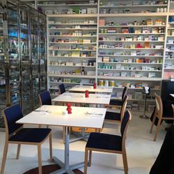 Damian Hirst's Pharmacy 2