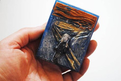 Artwork soap