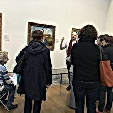 Art Visits London