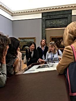 Hattie Bennett for Art Historical London