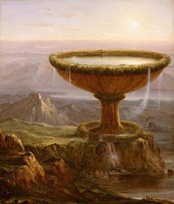 Titan's goblet