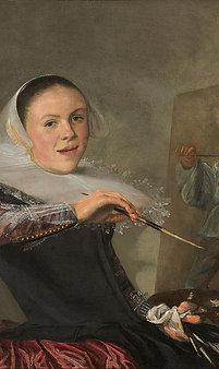 Hand Outs: Women in Art