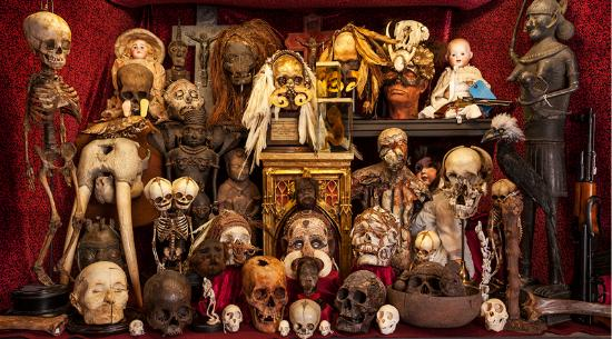 Viktor Wynd museum of curiosities