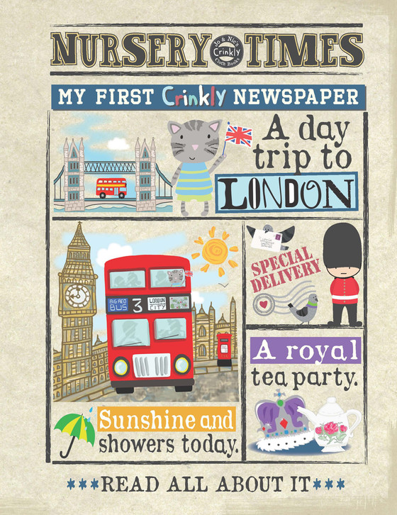 Our ever so popular 'Day Trip to London' title has sold out!