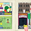Thumbnail: Nursery Times Crinkly Newspaper - A Look Around Town