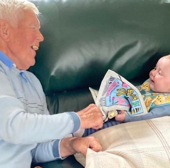 Great for bringing generations together.