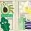 Thumbnail: Nursery Times Crinkly Newspaper - Eat a Rainbow