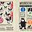 Thumbnail: Nursery Times Crinkly Newspaper - Counting Animals Black Print