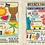 Thumbnail: Nursery Times Crinkly Newspaper - Hello Friends