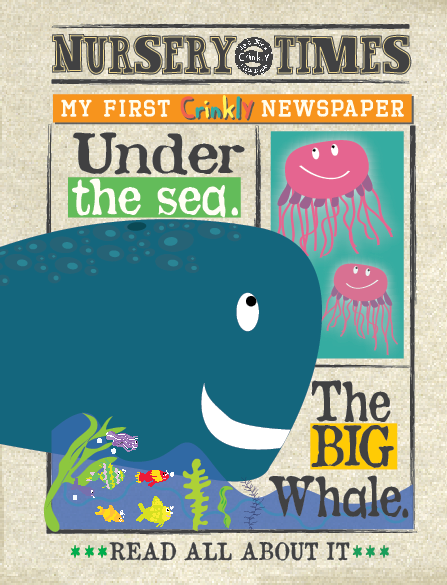 Under the Sea - new title coming soon!