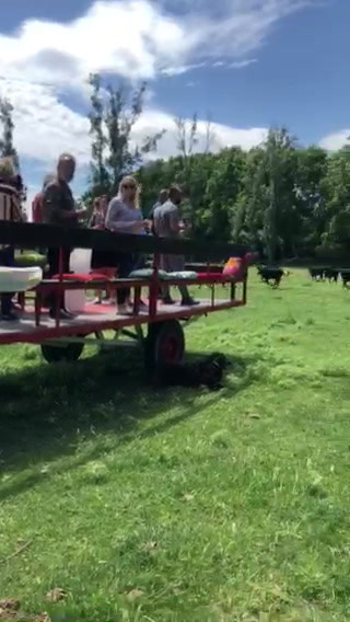 Visite du troupeau et degustation