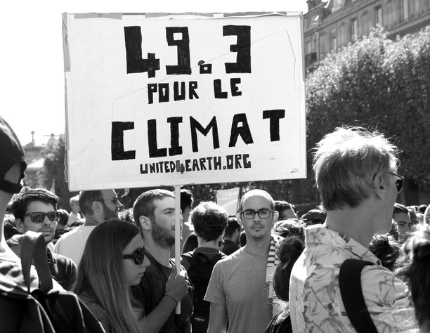 WALK FOR THE CLIMATE