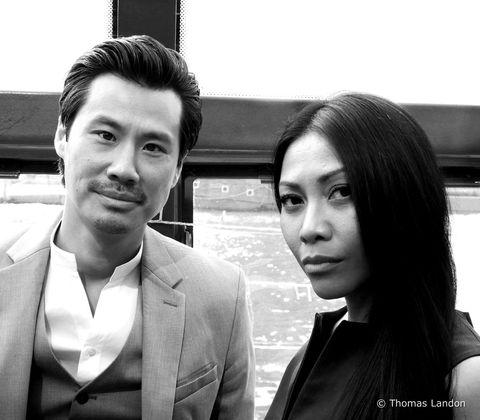 Anggun & Frédéric Chau
