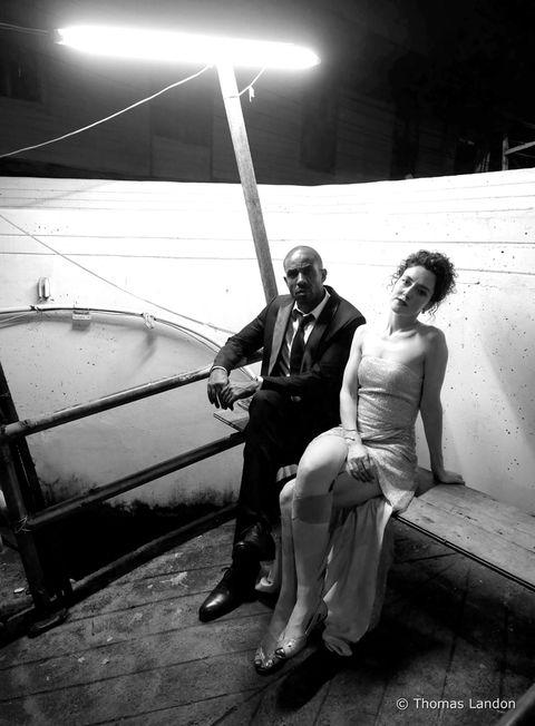 Blandine Bellavoir & Loup-Denis Elion