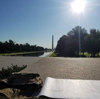 Lincoln Memorial Walkway Restoration