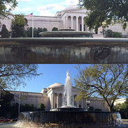 Restoration of the Andrew Mellon Memorial Fountain