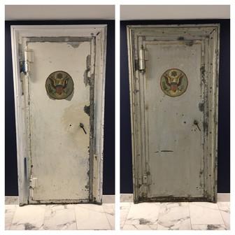 Vault Door, Old Post Office, Washington, DC