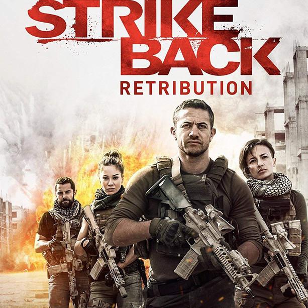 STRICKBACK RETRIBUTION (Season 5)