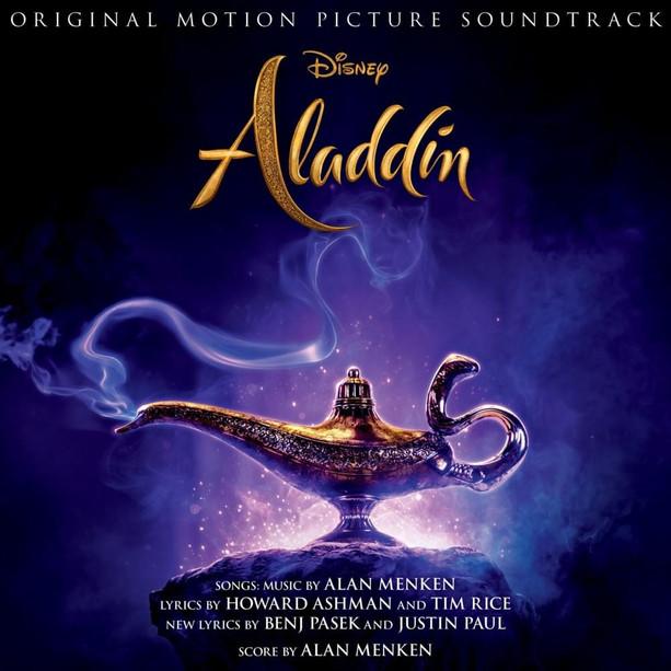 NAOMI SCOTT - SPEECHLESS (Aladdin)