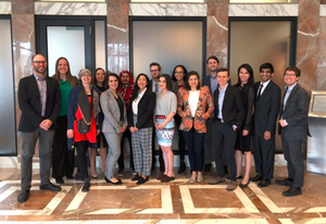 SOtL North 2019's Cohort A at the Canadian Council of Academies (CCA) in Ottawa, Ontario.
