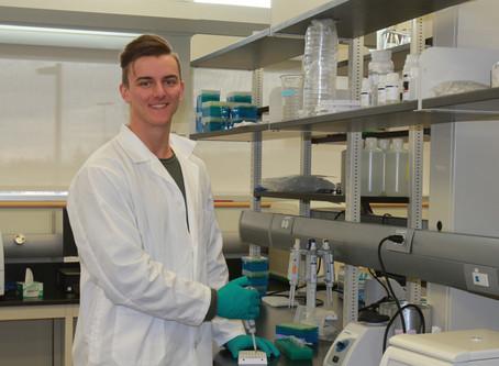 Justin Miller - Toxicology - University of Lethbridge
