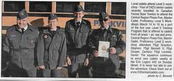 2014 Level 5 Cadets to Trenton