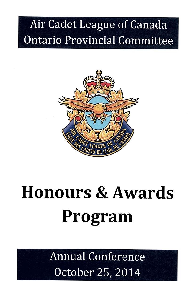 Air Cadet Legue of Canada Awards Program 2014.jpg