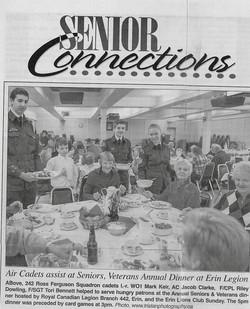 2014 Seniors + Veterans Annual Dinne