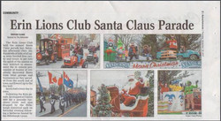 Santa Claus parade 2