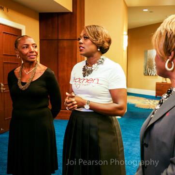 Women on the Move Summit Kim McNair Joi
