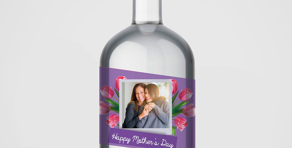 Mother's Day Photo Gin
