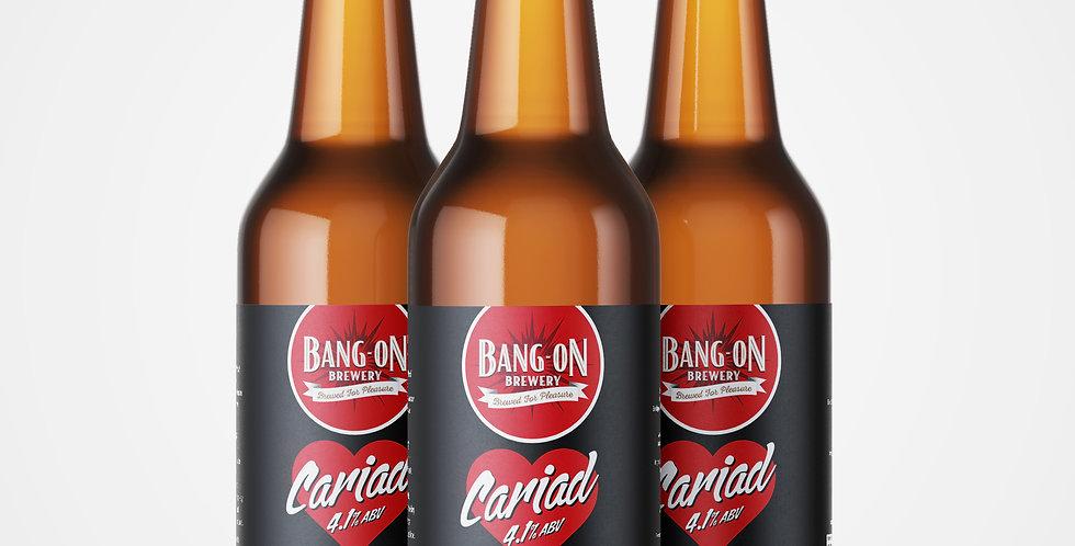 Cariad - Welsh Ale 4.1% ABV (500ml)