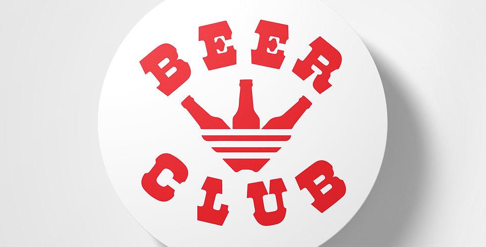 Beer Club Coaster