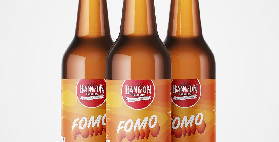 FOMO - American Pale Ale 6.2% ABV (330ml)