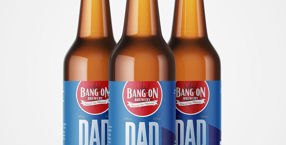 Dad - Craft Pale Ale 4.4% ABV (500ml)