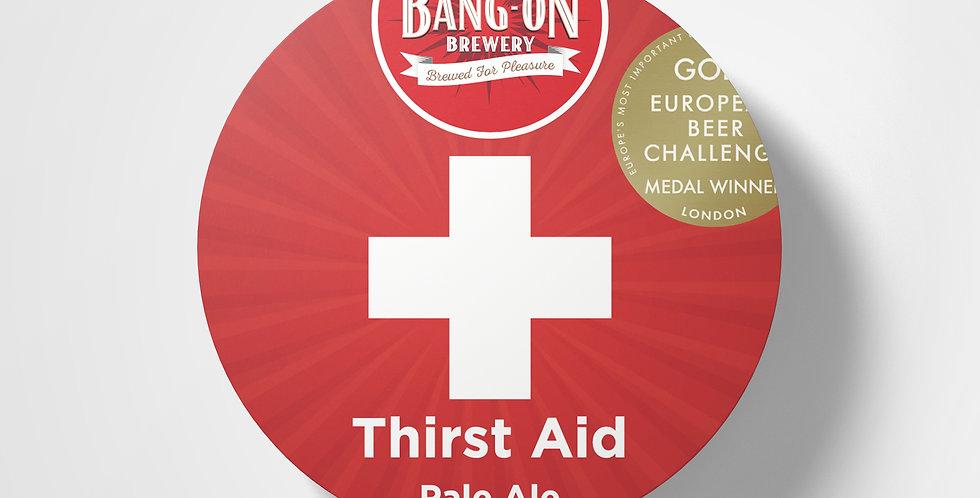 Thirst Aid Coaster