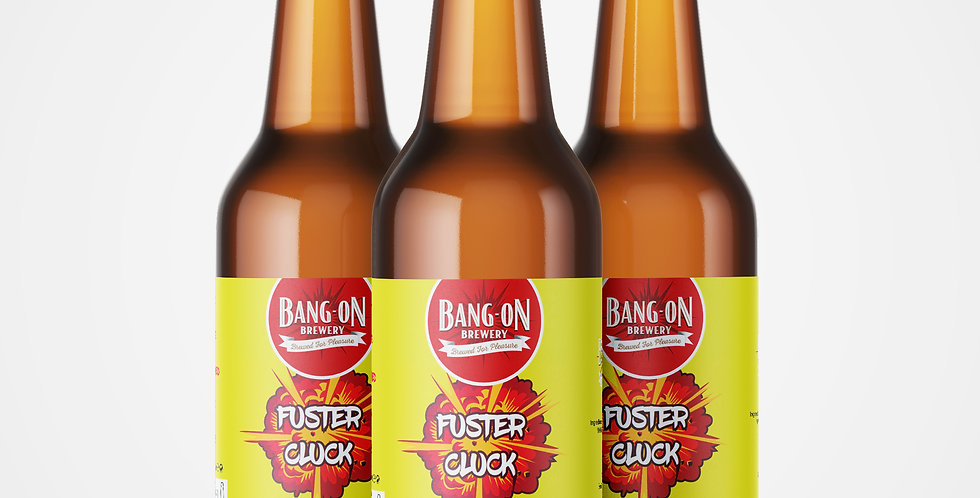 Fustercluck - Belgium Style Ale 9.5% ABV (330ml)