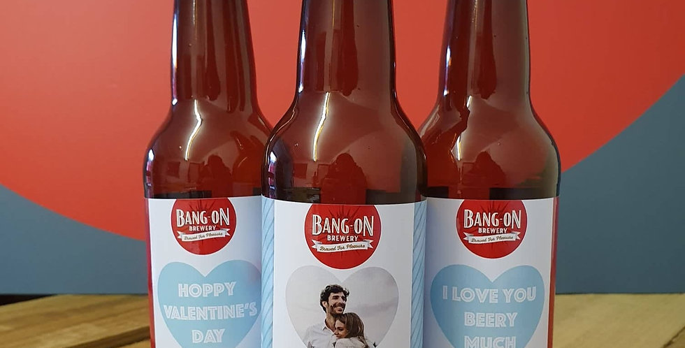 Valentine's Day Beer