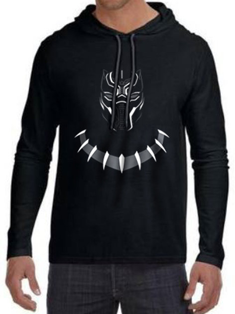 Panther Men's Hooded T-Shirt