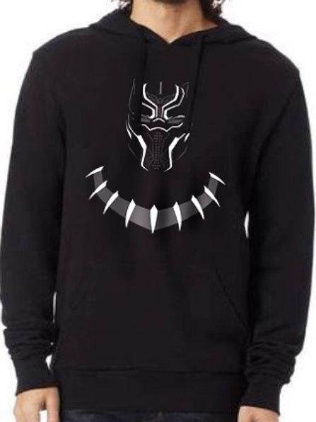 Panther Unisex Hooded Sweatshirt