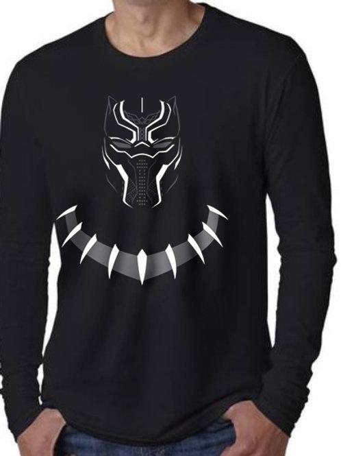 Panther Men's Long Sleeve T-Shirt
